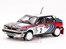 Lancia Delta Hf Integrale Martini Win.Rally Rac Lombard 1991 SUNSTAR 1:18 SS3120