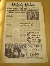 MELODY MAKER 1950 JUNE 17 STAPLETON ORCHESTRA BENNY GOODMAN COCONUT GROVE