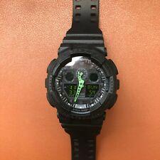 Casio G-Shock GA100c-1A3 Quartz Analog Digital Men's Watch