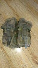 DPM british army military webbing camo ammo pouch
