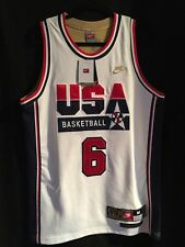 Ewing Dream Team USA Authentic Jersey Jordan 1992