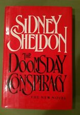 The Doomsday Conspiracy by Sidney Sheldon (1991, Hardcover) FIRST EDITION