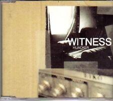 (AM660) Witness, Hijacker - DJ CD