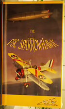 Curtiss F 9 C Sparrowhawk, 1:32, Williams Brothers 32590
