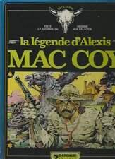 PALACIOS / GOURMELEN . MAC COY N°1 . LA LÉGENDE DE MAC COY . EO . 1974 .