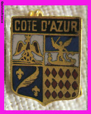 BG3810 - INSIGNE BLASON COTE D'AZUR