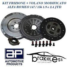 KIT FRIZIONE + VOLANO MODIFICATO ALFA ROMEO 147 - 156 1.9 2.4 JTD SFC47016