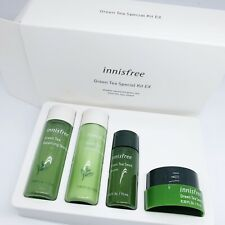 INNISFREE Green Tea kit EX 4 Items Samples Travel Set Korean Cosmetic