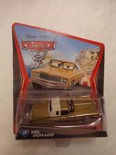 NEW DISNEY CARS DIECAST CARS 2 SERIES - MEL DORADO #27