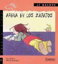 ARENA EN LOS ZAPATOS / SAND IN THE SHOES - MOLIST, PEP/ ESPLUGA, MARIA - NEW PAP