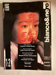 BIANCO & NERO, Centro sperimentale di Cinematografia, 1996 n°1-2