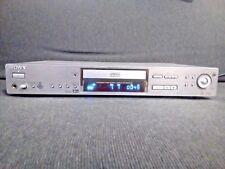 "LETTORE CD/DVD SONY DVP-S735D FANTASTICO ""HIGH-END"" BUONO STATO - LEGGERE BENE!"