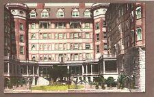 VINTAGE POSTCARD UNUSED YACHT COURT HOTEL PORTLAND OREGON