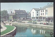 Norfolk Postcard - Town Bridge and Riverside, Thetford   C1075