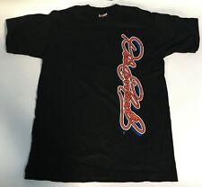 Vintage Dale Earnhardt T-Shirt 1997 Nascar Adult M Black Single Stitch Shirt