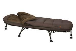 Fox Duralite 5 Season Sleep System Carp Fishing Bedchair CBC099