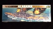 Model Ship - USA Battleship Alabama - 1:700 Scale Glencoe Hasegawa