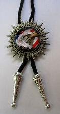 Bolotie Adler Western Cowboy Indianer American Eagle