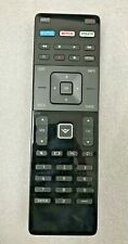 Vizio XRT122 Original Smart TV Remote Control (Netflix & Amazon Buttons)