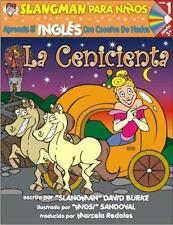La Cenicienta: Nivel 1: Aprende Ingles Con Cuentos de Hadas [With CD]-ExLibrary