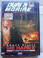 Die Hard 2 58 Minuti Per Morire DVD Bruce Willis - Duri a Morire Fabbri Editori