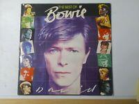 David Bowie-The Best Of Bowie Vinyl LP 1981 Dutch Copy