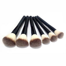 Large Makeup Paint Powder Blush Brush Trimming Brushes Color Black Makeup Tool