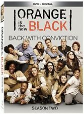 Orange Is the New Black: Season One (DVD + Digital, 2014, 4-Disc Set)