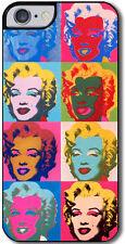 Cover per iPhone 6 plus / 6S plus con stampa Pop Art Marilyn di Andy Warhol