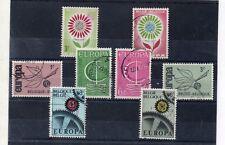 Belgica Europa CEPT Series del añop 1964-67 (DP-501)