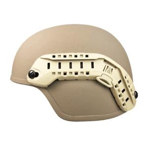 Tactical MSA ARC Helmet Side Rails MICH 2000 2001 2002 ACH M-XL Fast Shipping