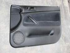 VW Passat 3BG Türverkleidung vorne rechts Stoff schwarz-schwarz Tür Verkleidung