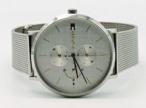 Armbanduhr TommyHilfiger 1781942 Damen Multi Zifferblatt Quarz Edelstahl Silber