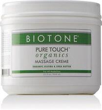 Biotone Pure Touch Organics Massage Creme 32 oz.