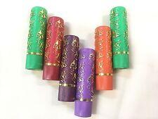 Pintalabios árabe marroquí Originales 6 Unidades Uno De Cada Color OFERTA!!