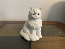 The San Francisco Music Company 6 inch white Cat