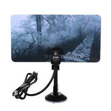 Indoor Digital TV Antenna 35dBi High Gain FullHD 1080p VHF UHF DVB-T-Aerial 45RL