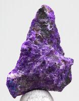 RARE SUGILITE SPECIMEN CRYSTAL Rough Mineral Specimen Natural Lapidary Gemstone