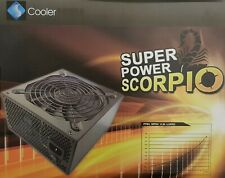 850W ATX Cooler Power Supply 80+ SCORPIO PSU Desktop Computer BUILT 4 PC Gaming