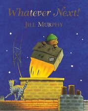 Preschool Story Book - WHATEVER NEXT! by Jill Murphy - Paperback - NEW