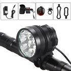 14000Lm 7xCREE LED R8  Bicicletta Luce Frontale Lampada faro Bici Per MTB Bike