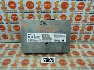 2011 11 GMC ACADIA ONSTAR COMMUNICATION CONTROL MODULE 22737855 OEM
