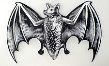 Vintage Halloween Bat Decor Hanging Decor Bacardi Bat? 24x13