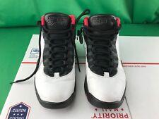 Nike Air Jordan Retro 10 White / Black - True Red Size 10 310805 102