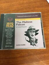 The Big Read The Maltese Falcon By Dashiell Hammett Audio Guide Cd