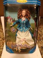 1998 Mattel Barbie Had a Little Lamb Nursery Rhyme Collector Edition doll