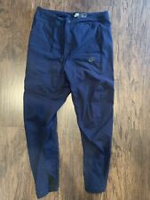 Nike Slim Fit Pants 30x30- Waterproof Material, Button Front Excellent Condition