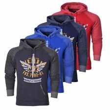 Firetrap Cotton Hooded Regular Hoodies & Sweats for Men