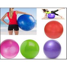 55cm Gymnastik Fitness Sitz Ball Übung Aerobic Für Pilates Yoga Antiburst