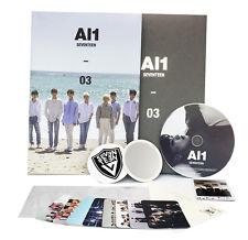 SEVENTEEN 4th Mini Album - AL1 [ Al1 3 ] CD + Photobook + Photocard + Free Gift